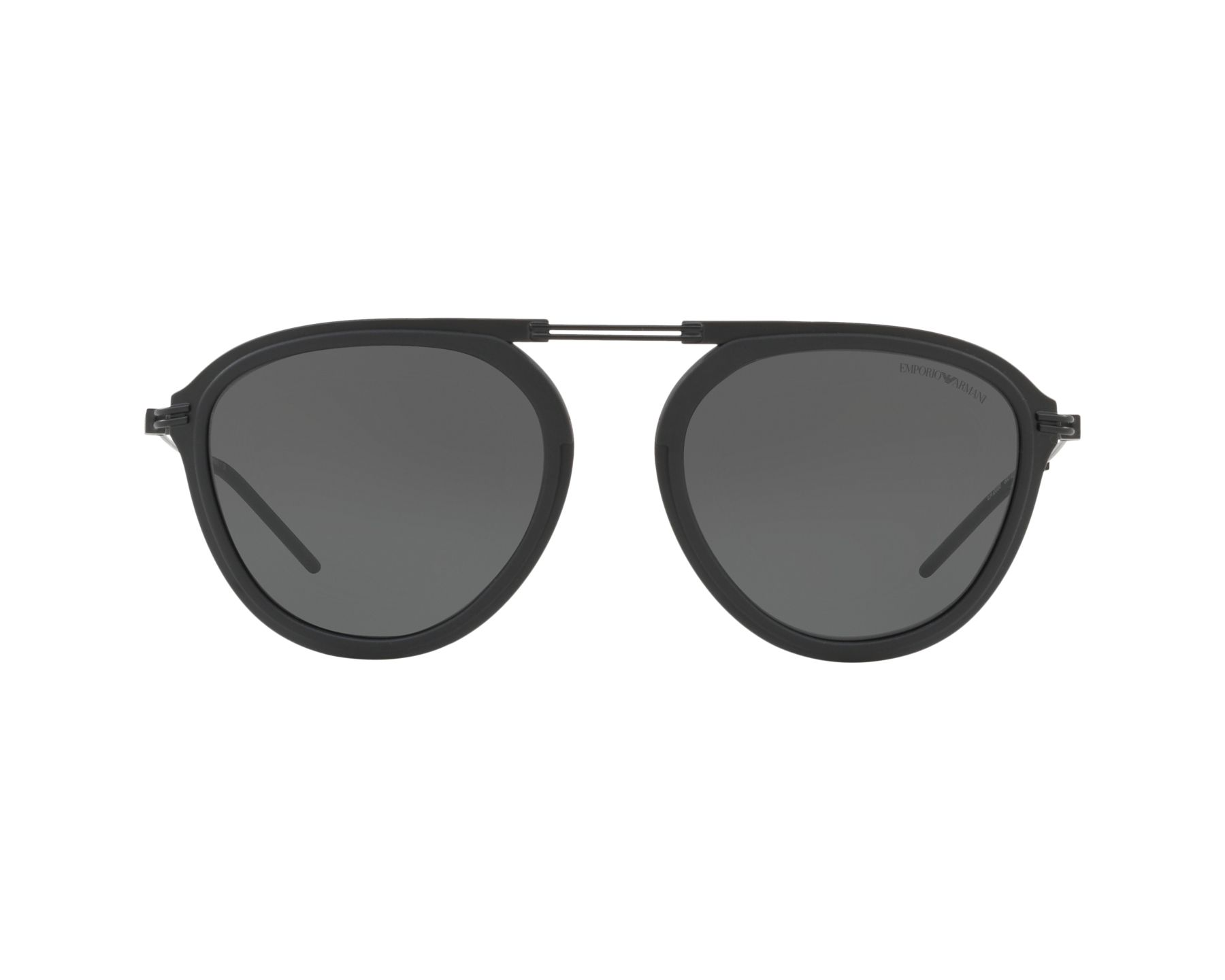 4df7a8263d Gafas de sol Emporio Armani EA-2056 300187 54-19 Negra Vista de 360