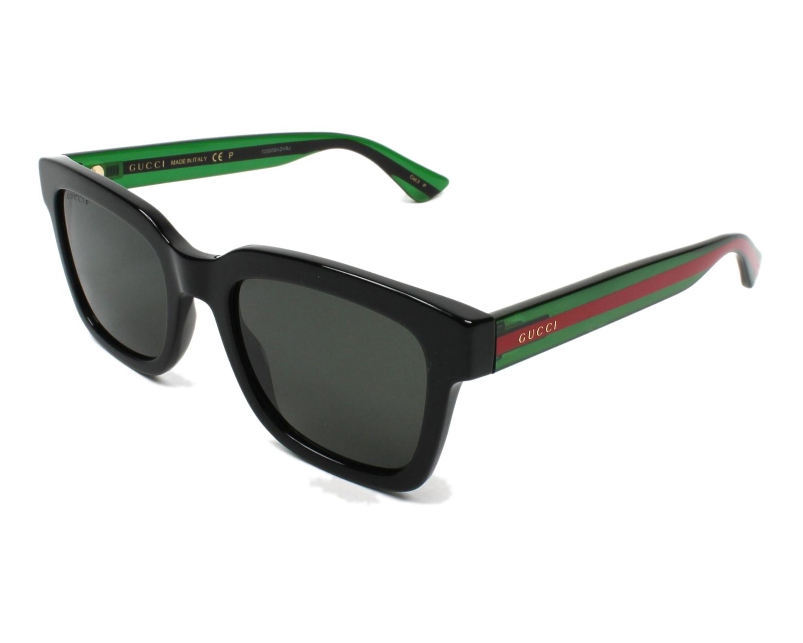 Compre sus gafas de sol Gucci GG-0001-S [color_code] en línea - Visionet