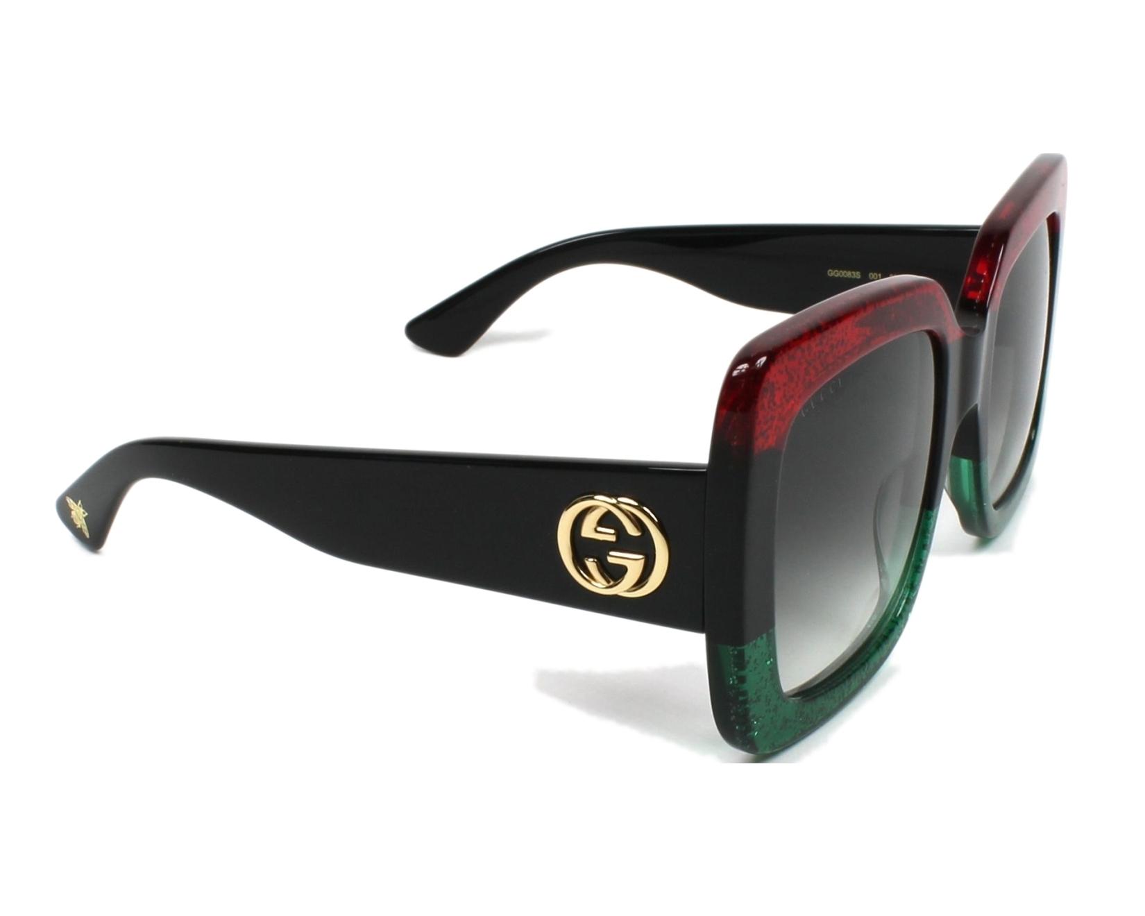 baratas para descuento 54094 96238 Gucci GG-0083-S 001