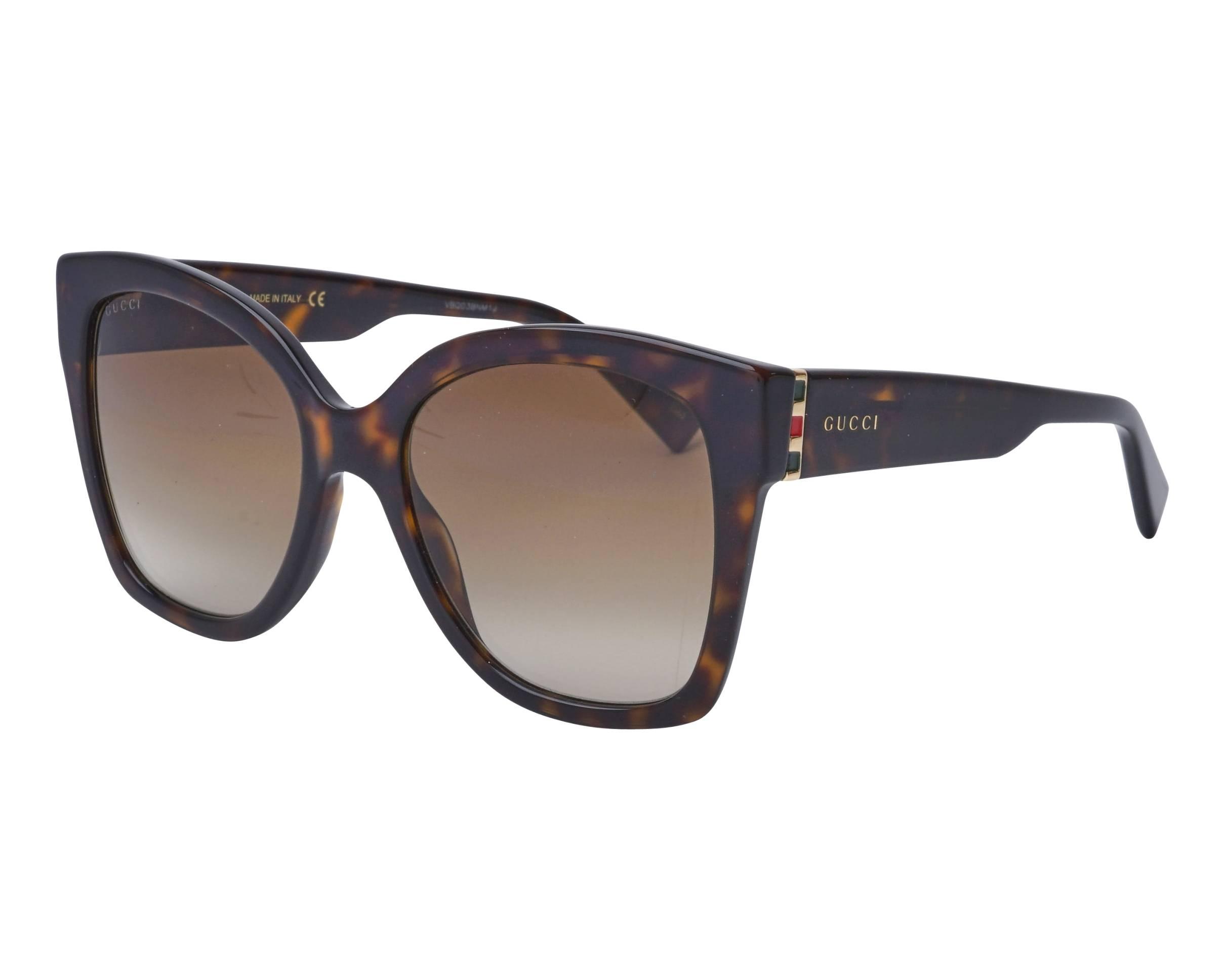 el más nuevo a5487 687d6 Gucci GG-0459-S 002