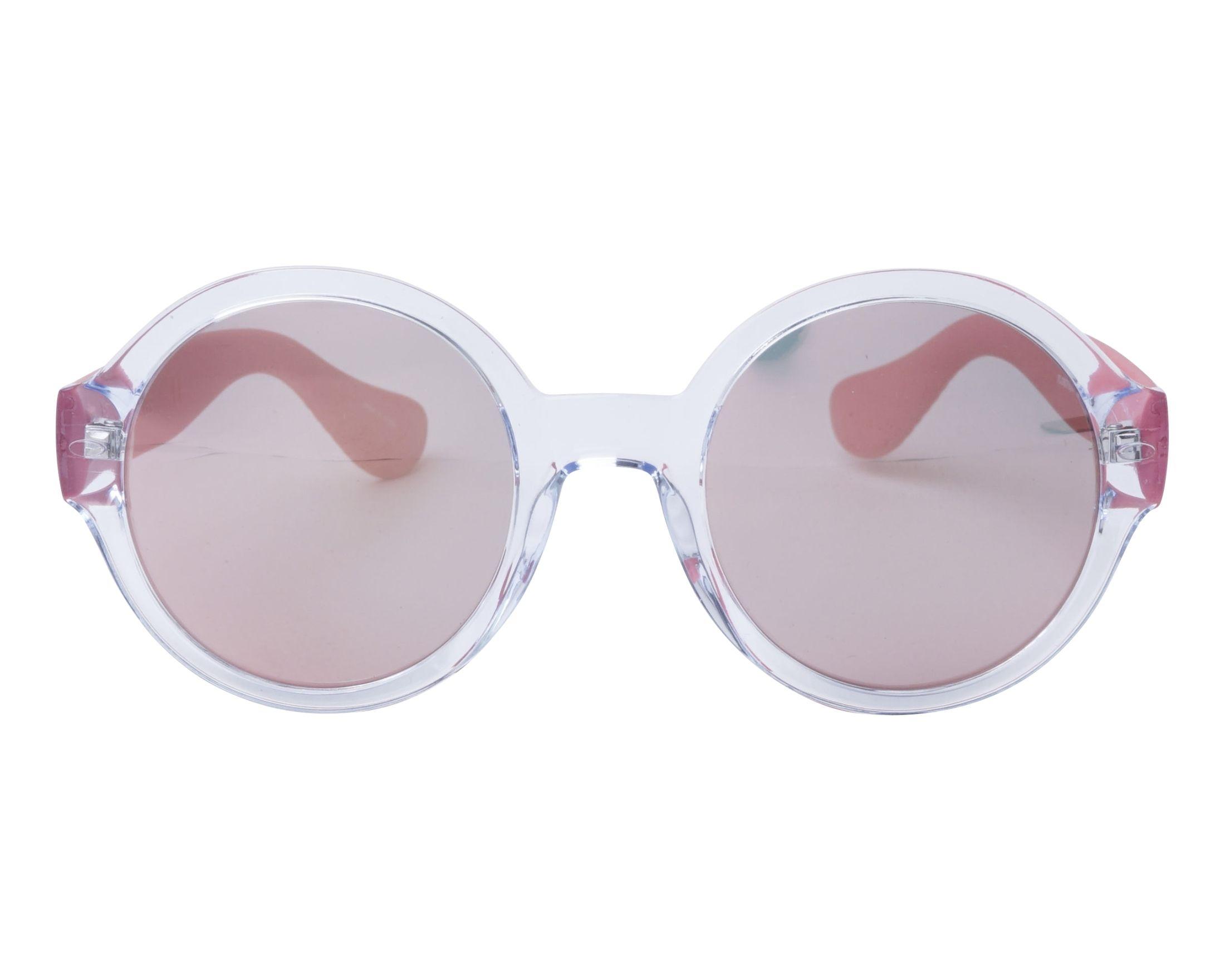 d419d98f00 Gafas de sol Havaianas FLORIPA-M 6OC0J 51-23 Cristal Rosa vista de frente