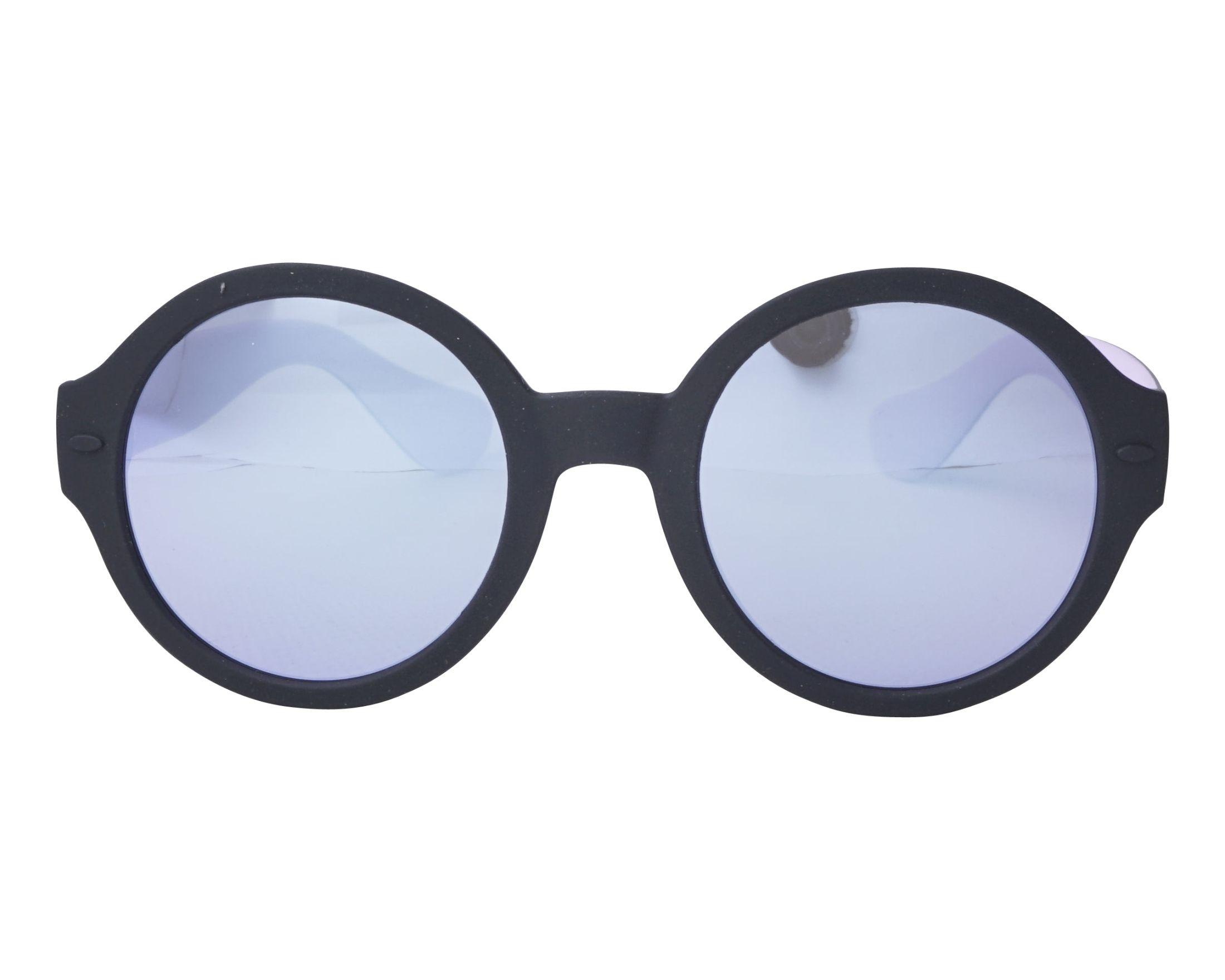 eb7c09c4c9 Gafas de sol Havaianas FLORIPA-M HK8IH 51-23 Negra Lila vista de frente