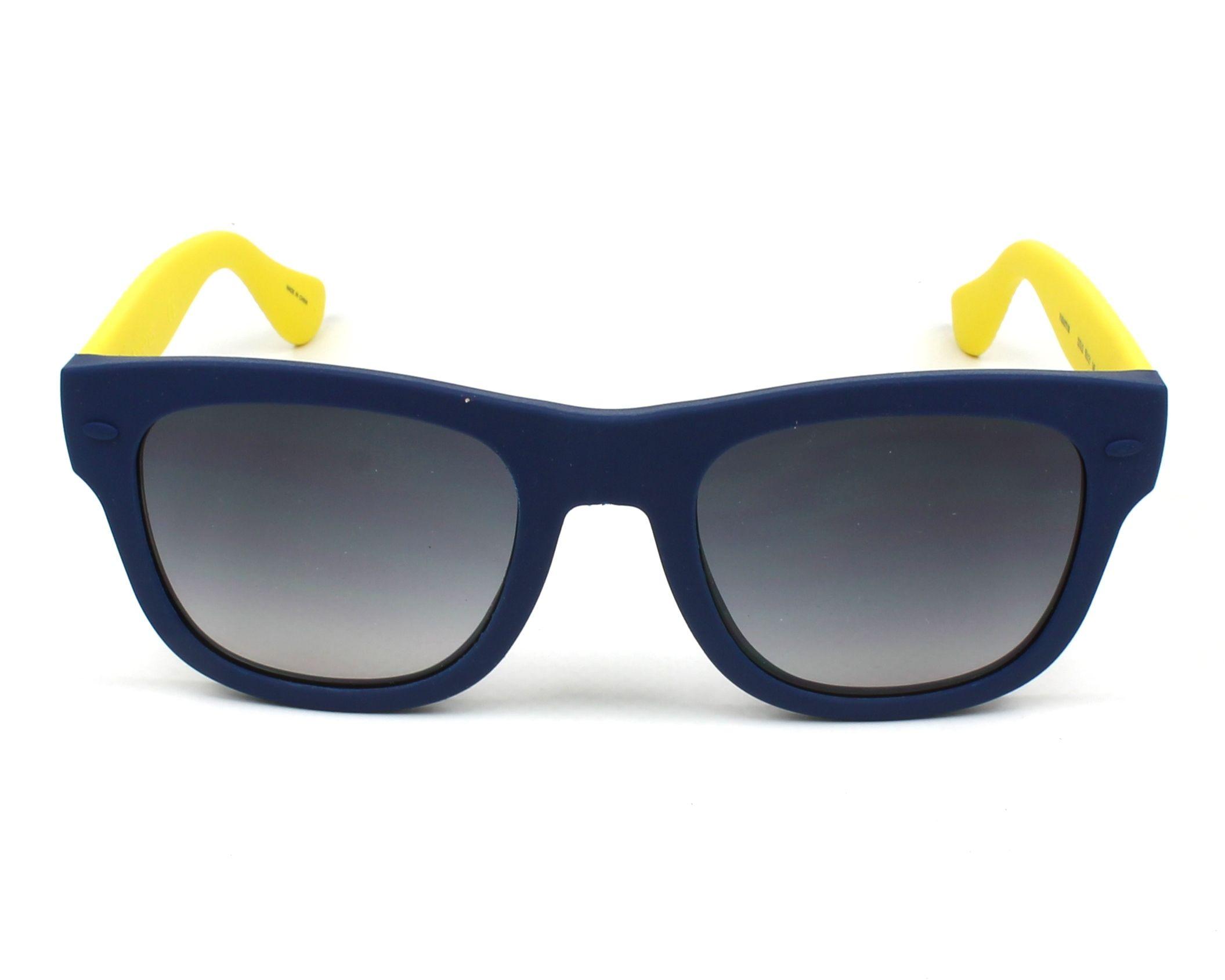 404ee7453e Gafas de sol Havaianas PARATY-M 220/LS - Azul Amarillo vista de frente