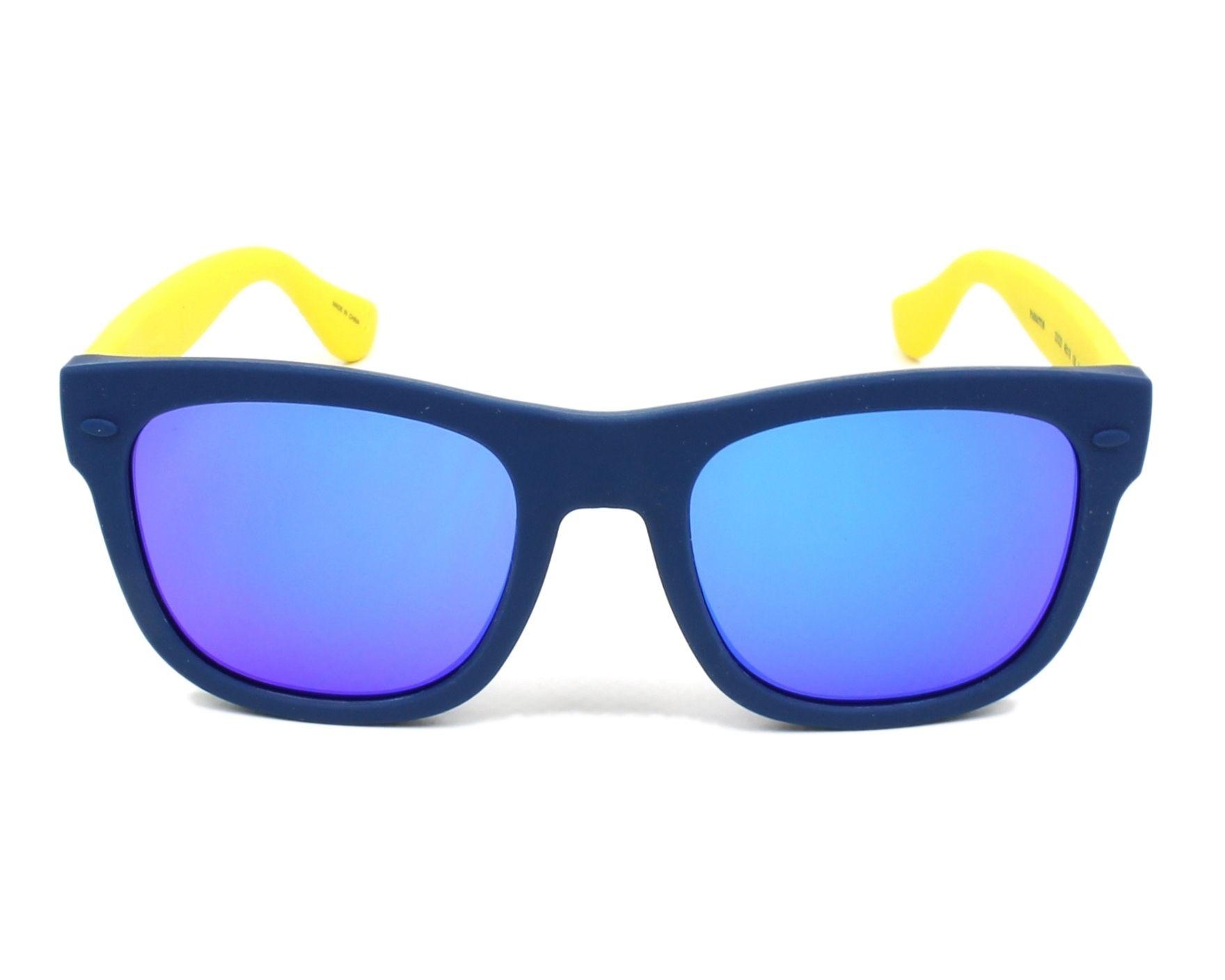 40e9c272b7 Gafas de sol Havaianas PARATY-S 220/Z0 48-19 Azul Amarillo vista