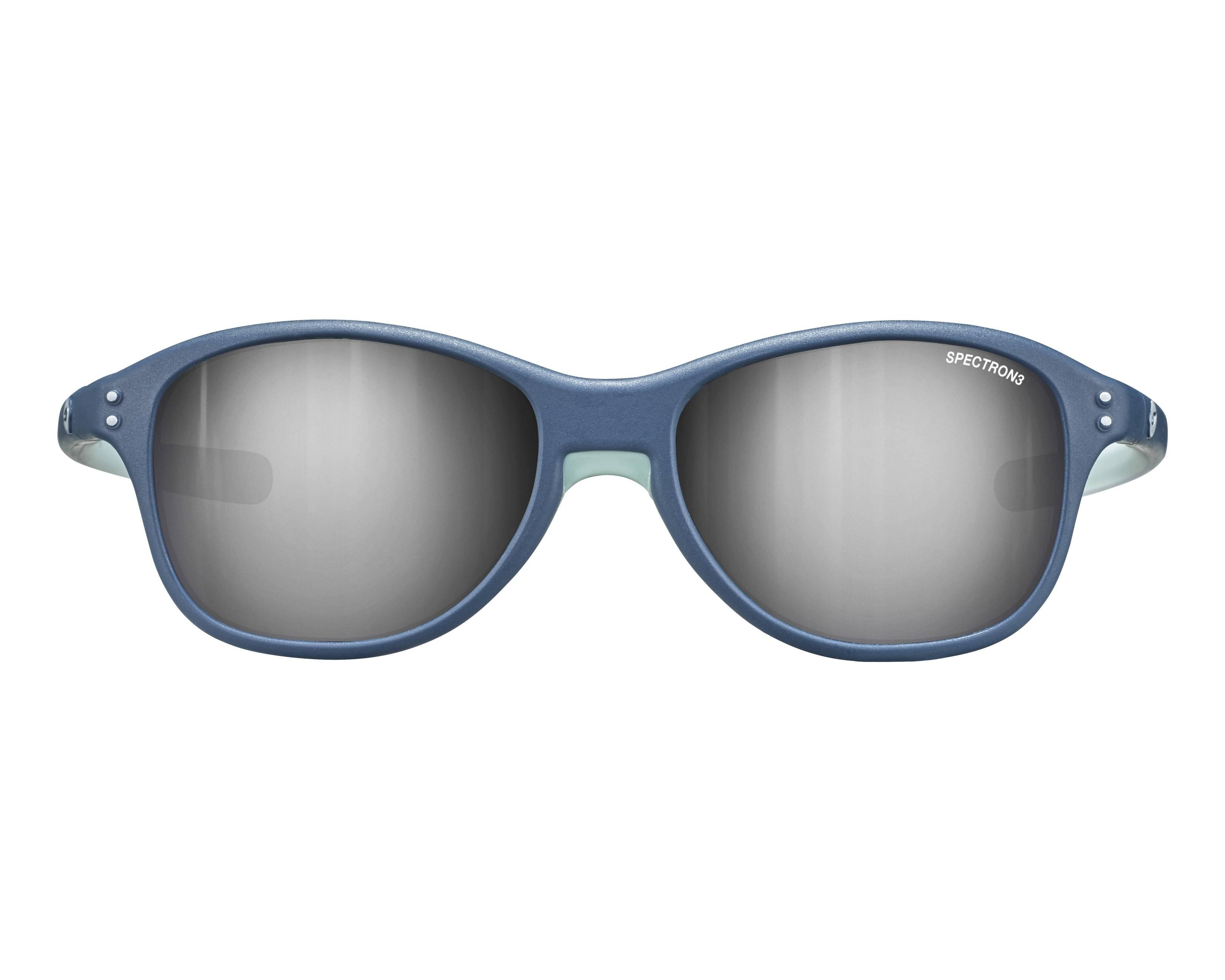 ae7480f082 Gafas de sol Julbo J524 1132 43-14 Azul Verde vista de frente