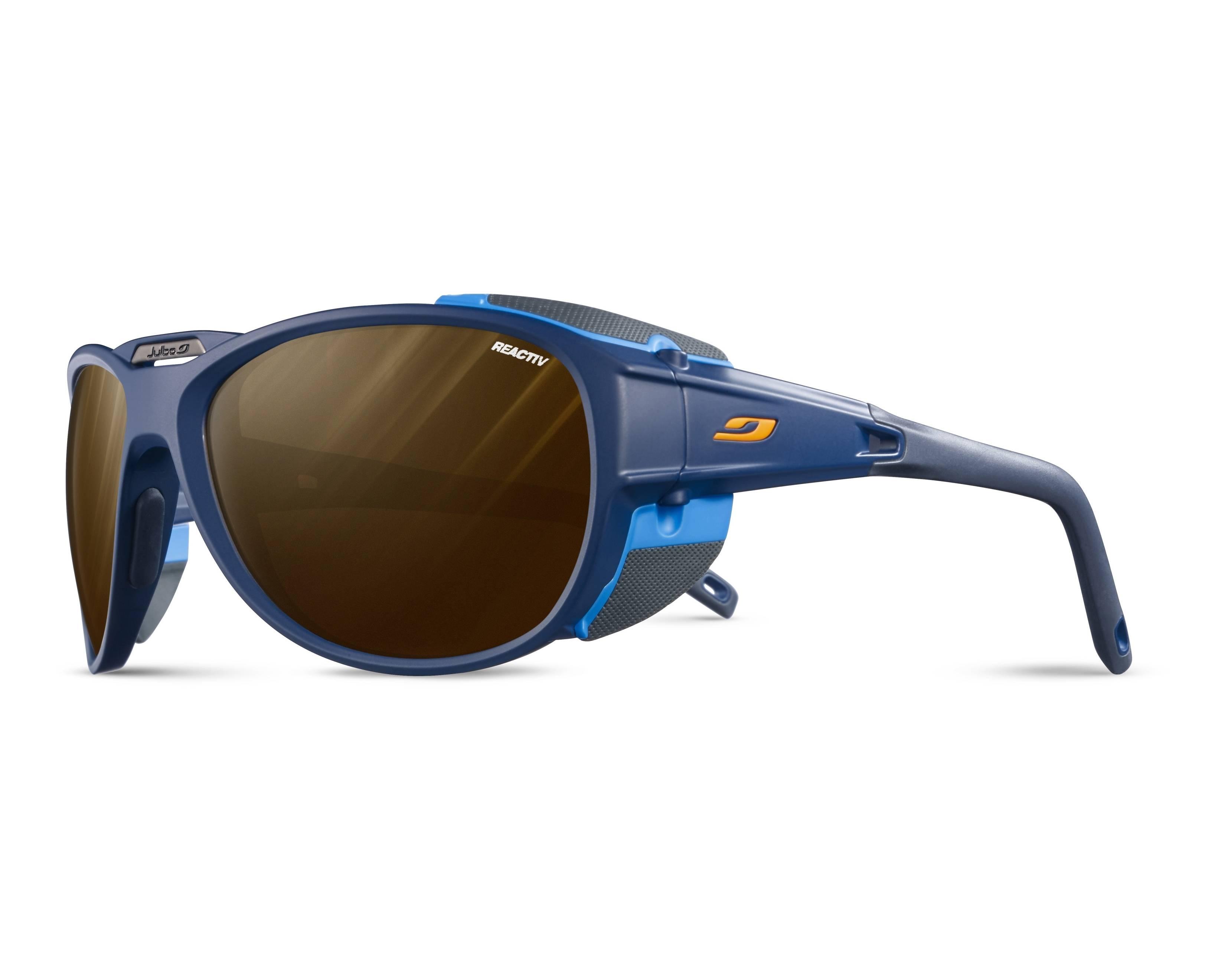 c3977fad4e Gafas de sol Julbo J497 5012 61-11 Azul Azul vista de perfil