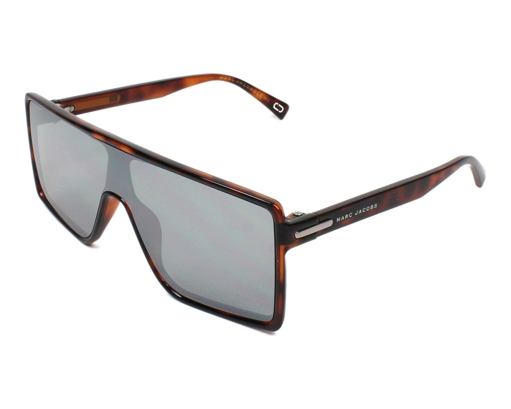6b3f70883b Gafas de sol Marc Jacobs MARC-220-S 581/T4 - Havana vista
