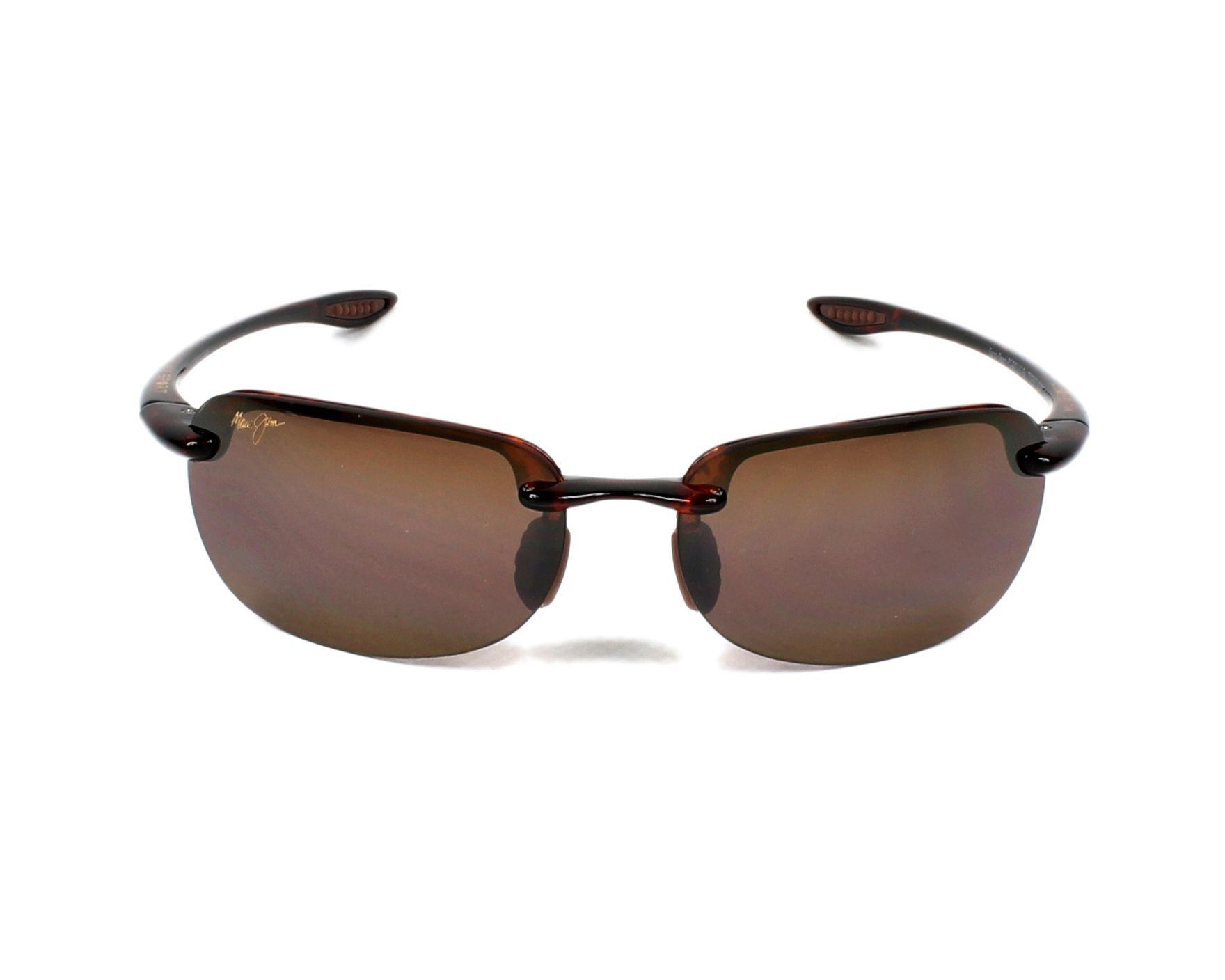 ce6b176b66 Gafas de sol Maui Jim H-408 10 56-15 Havana vista de frente