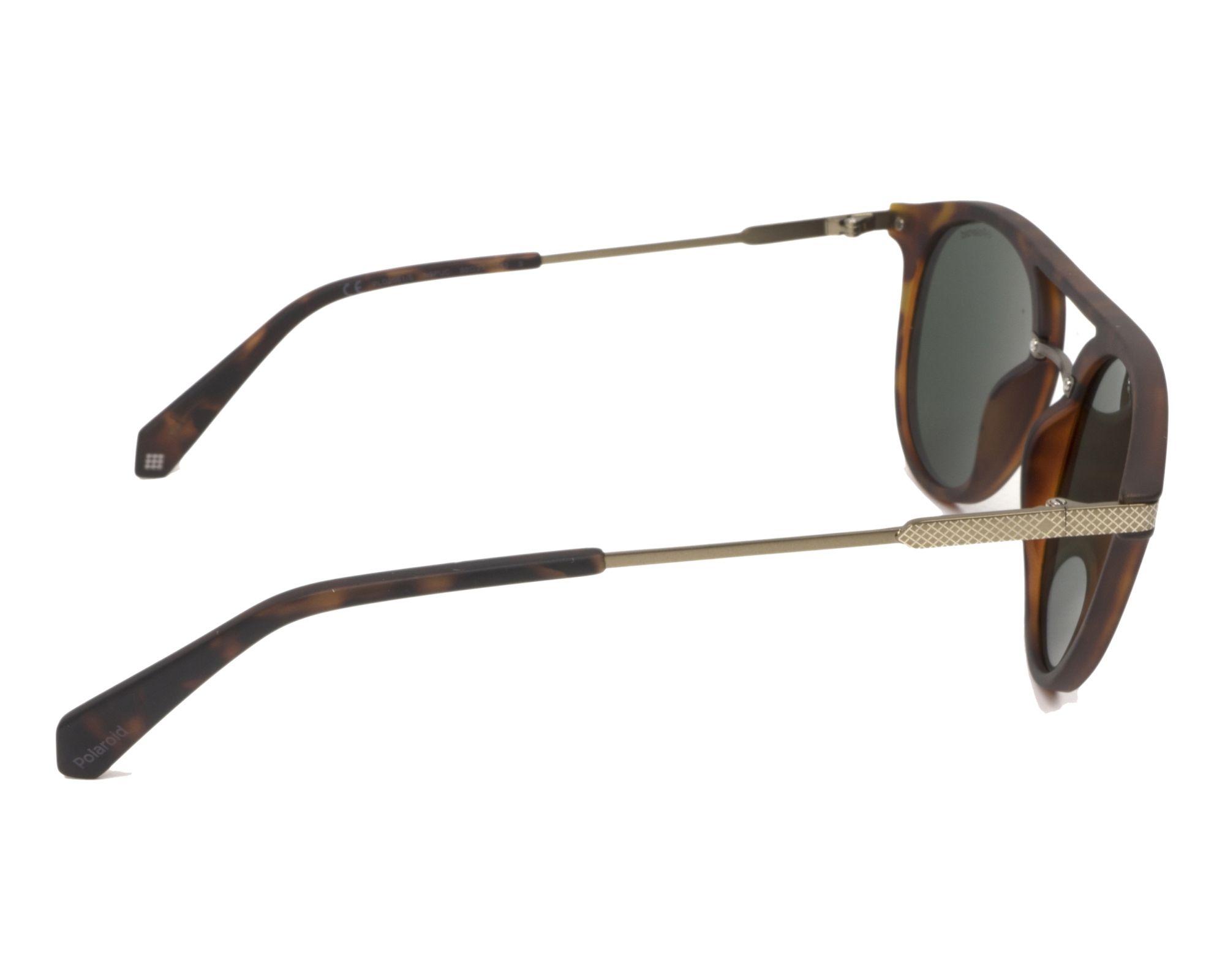 0cff2d3ae2895 Gafas de sol Polaroid PLD-2061-S N9P UC 50-21 Havana