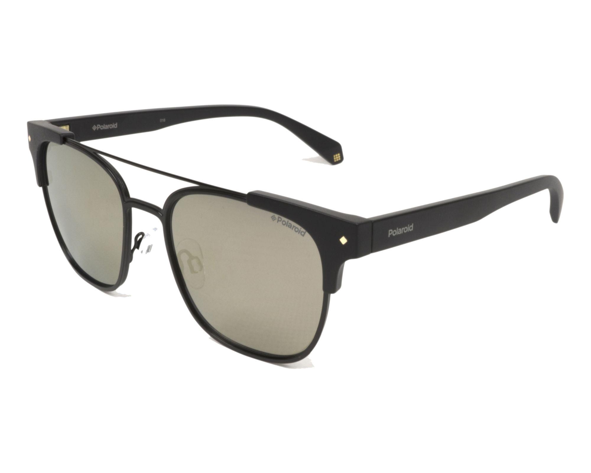 Gafas de sol Polaroid PLD-6039-S-X 003 LM 54-18 Negra c8bac96fc6