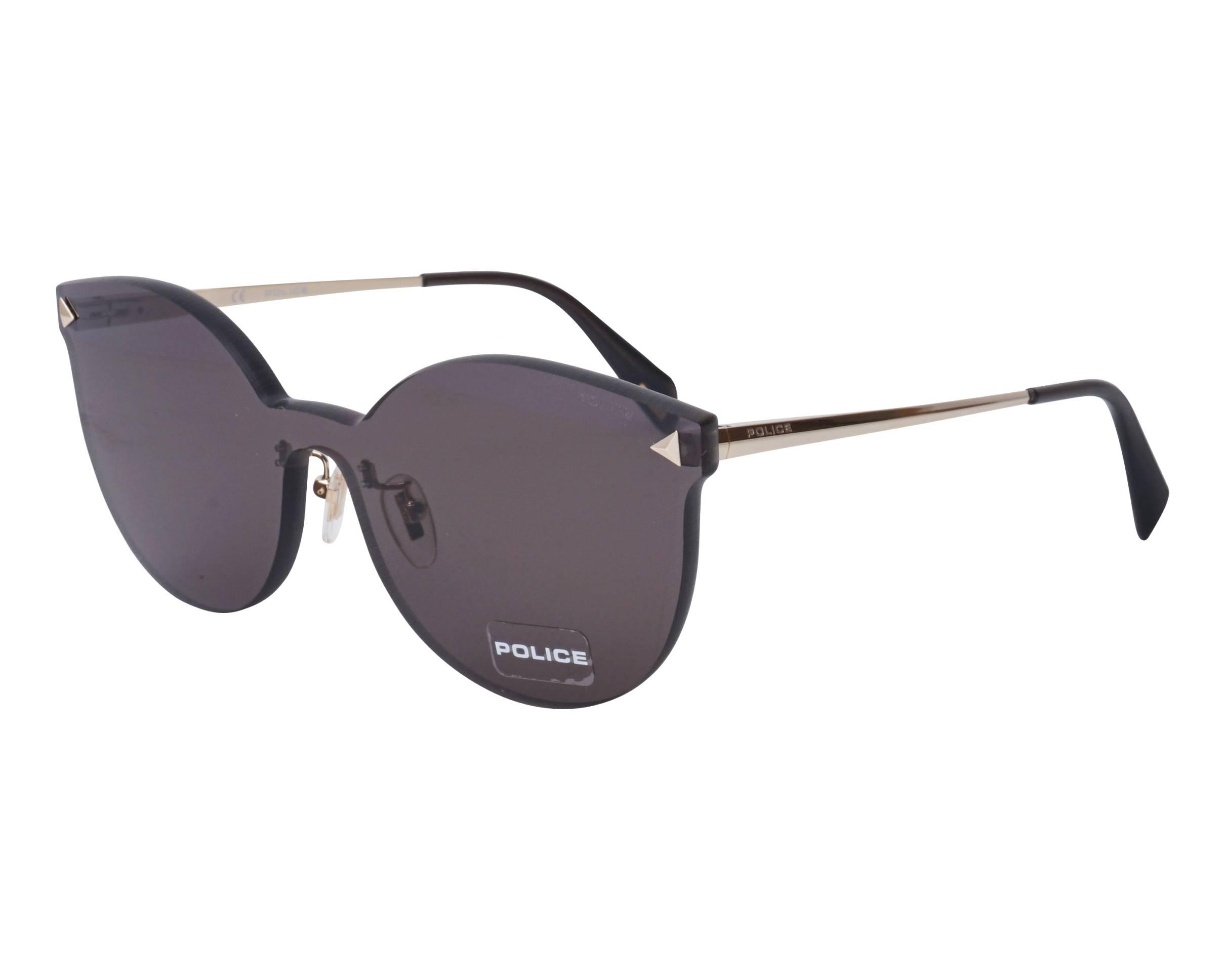 a08ece2f7a Gafas de sol Police SPL-935 0300 60-15 Oro vista de perfil