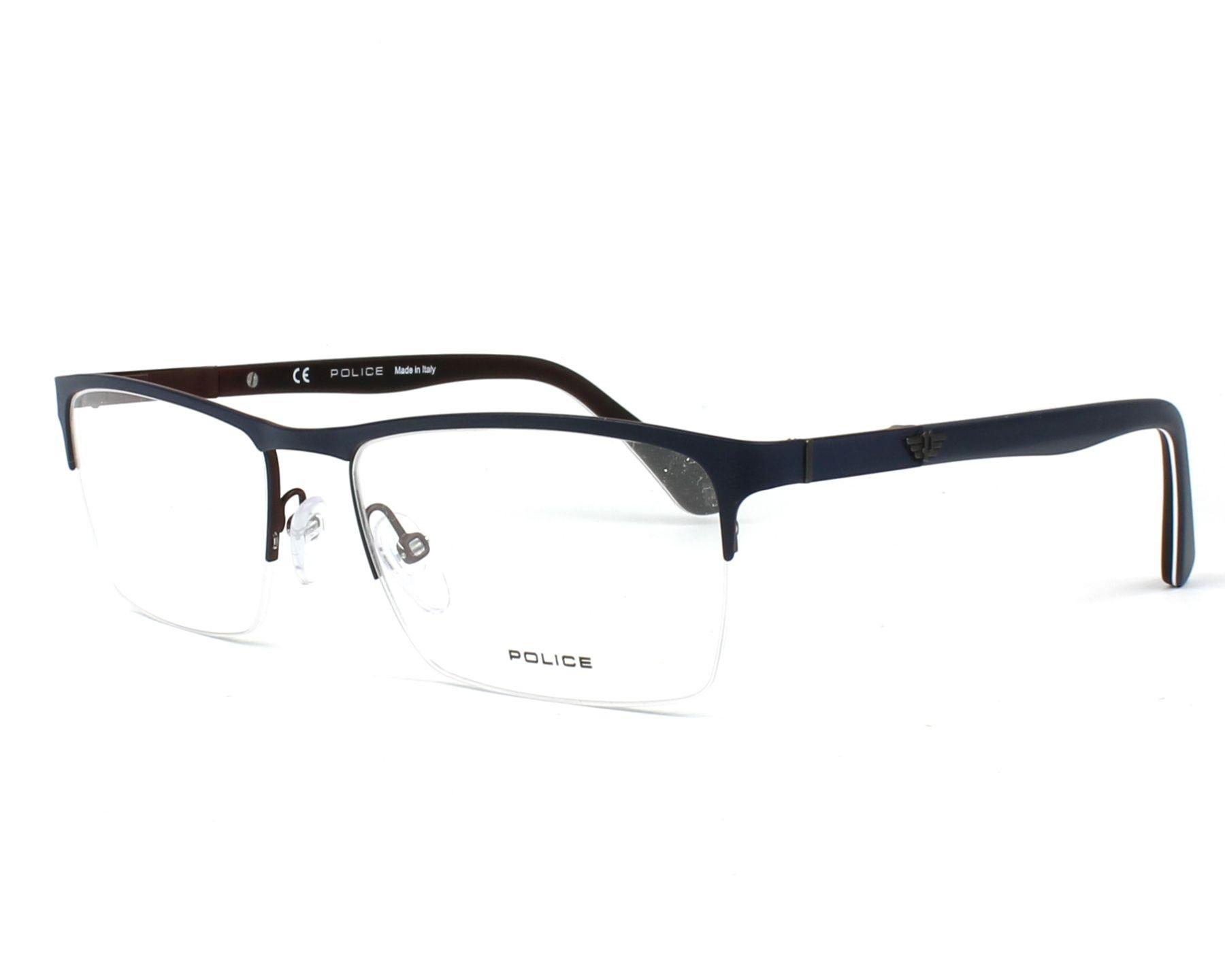 Occhiali da Vista Police VPL465 BLOCK 3 05A8 slr9dLA