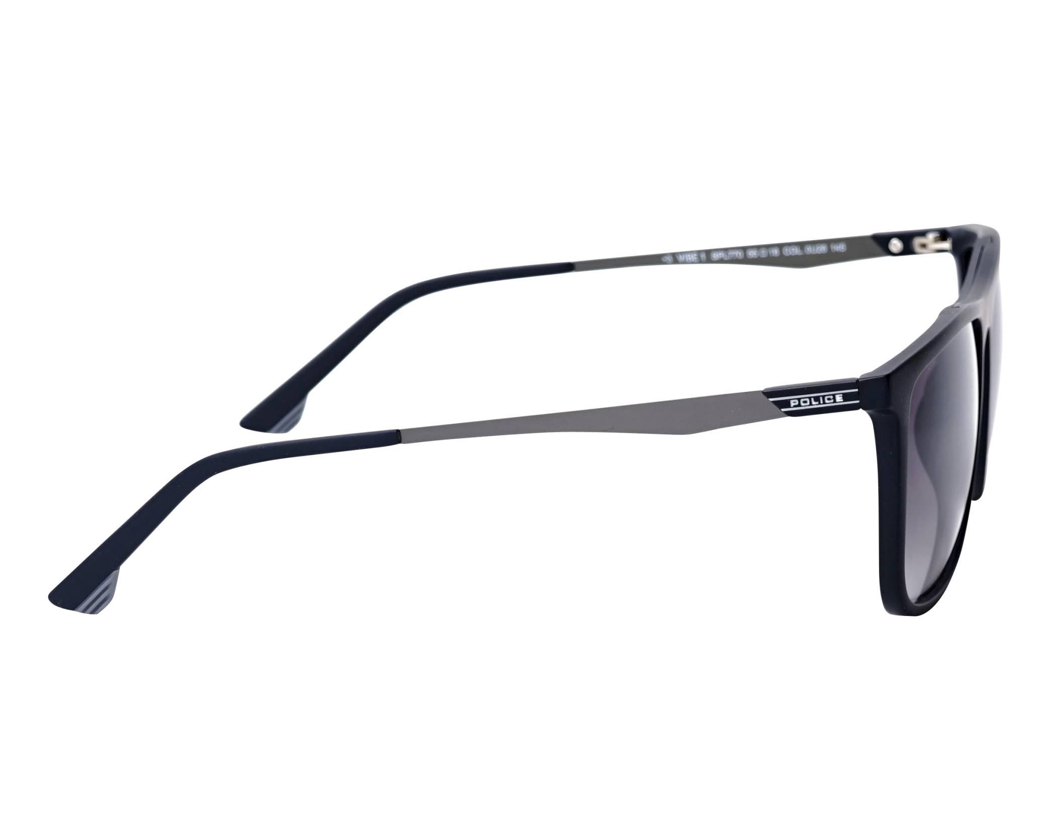 5afd870ffb Gafas de sol Police SPL-770 0U28 55-18 Negra vista lateral
