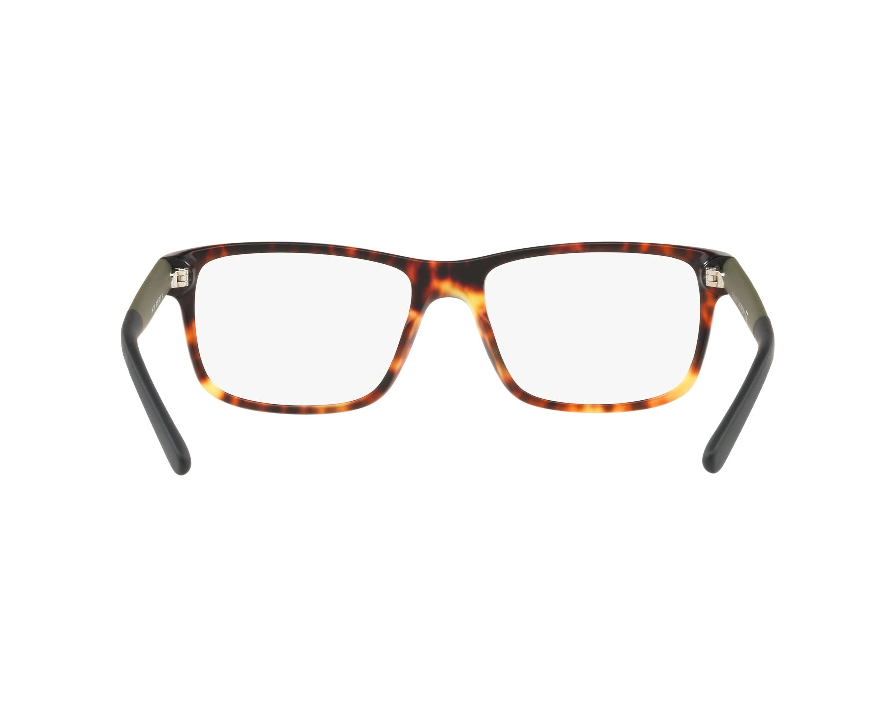 7c1f8004b7 Gafas Graduadas Polo Ralph Lauren PH-2181 5665 53-17 Havana Verde Vista de