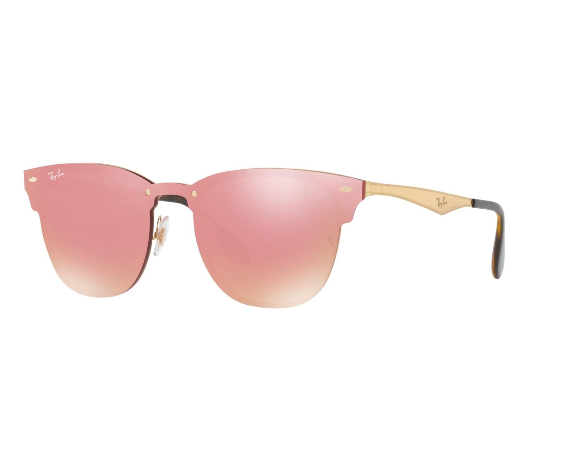 9a4c94baccc5a Gafas de Sol Ray-Ban Blaze Clubmaster RB-3576-N 043 E4