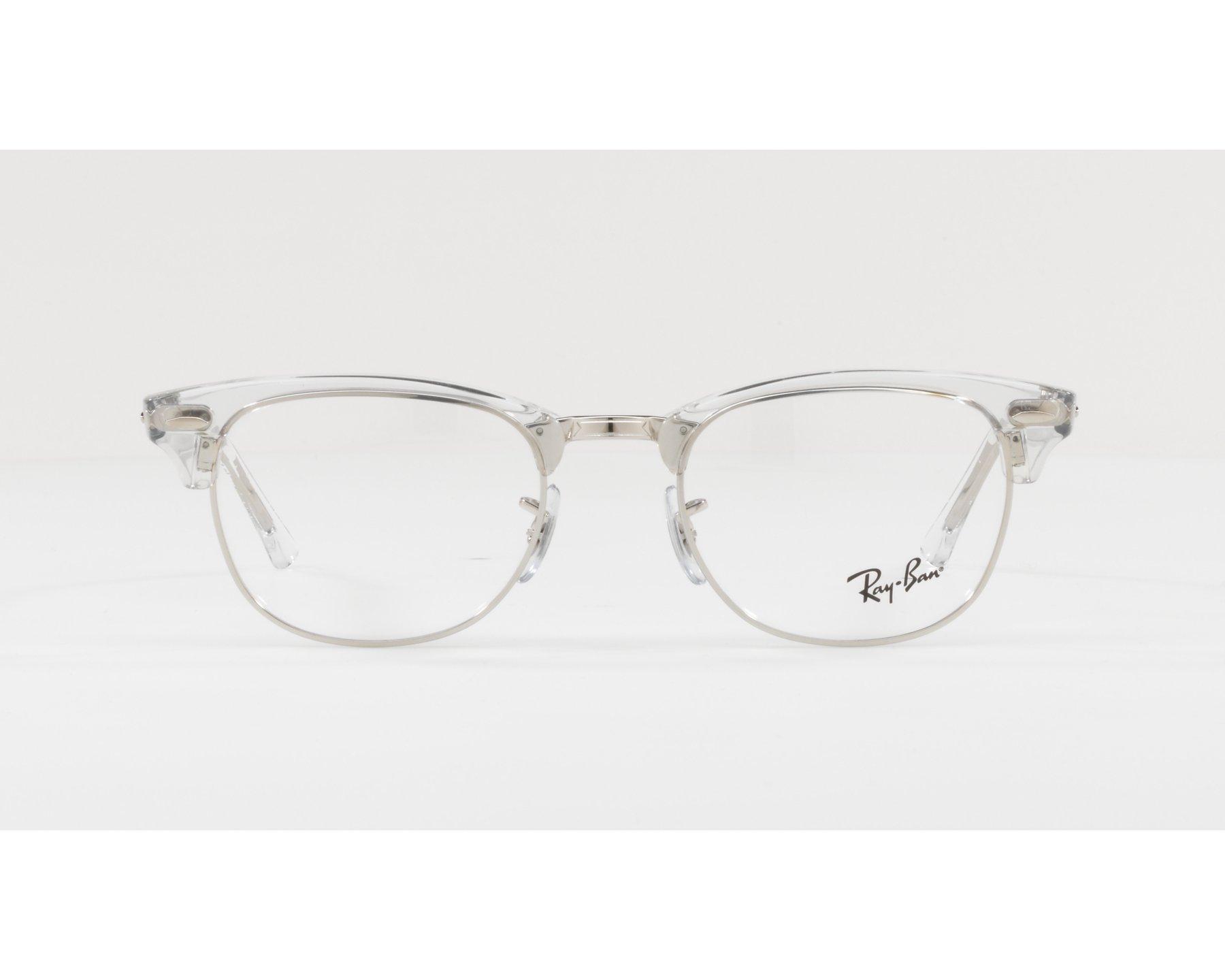 b72fb83631 Gafas Graduadas Ray-Ban RX-5154 2001 49-21 Cristal Plata Vista de