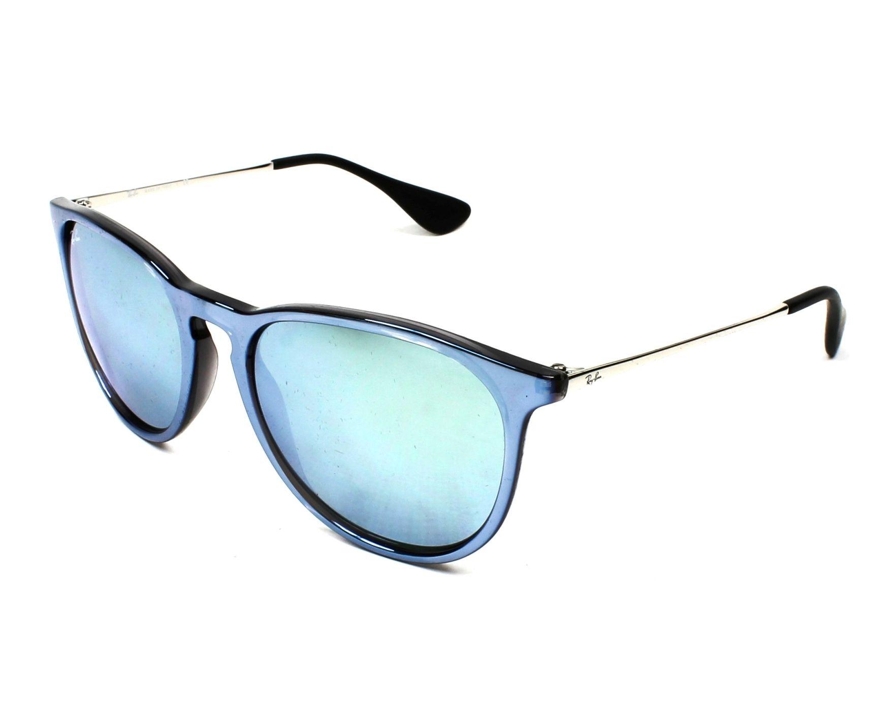 8da2987d9a Gafas de sol Ray-Ban RB-4171 631930 54-17 Azul Plata vista