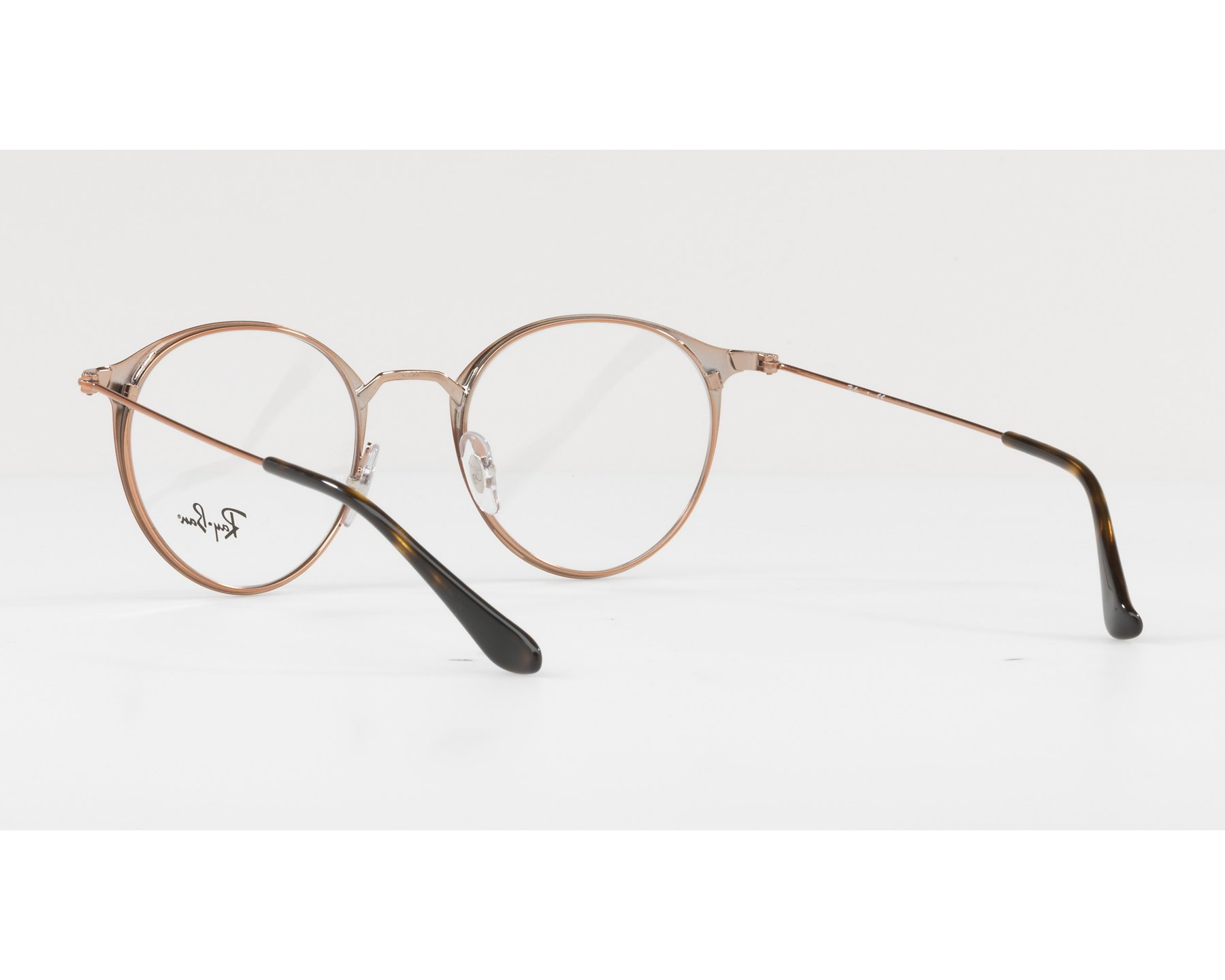 b69fd36bad Gafas Graduadas Ray-Ban RX-6378 2971 47-21 Havana Oro cobre Vista