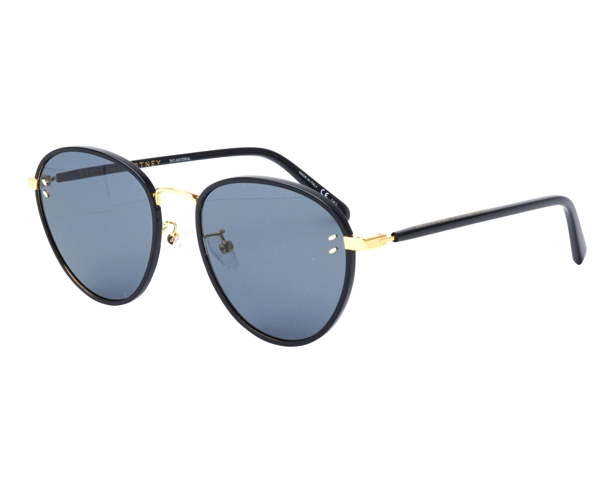 42b0b8ba4e Gafas de sol Stella McCartney SC-0147-S 001 52-17 Negra Oro