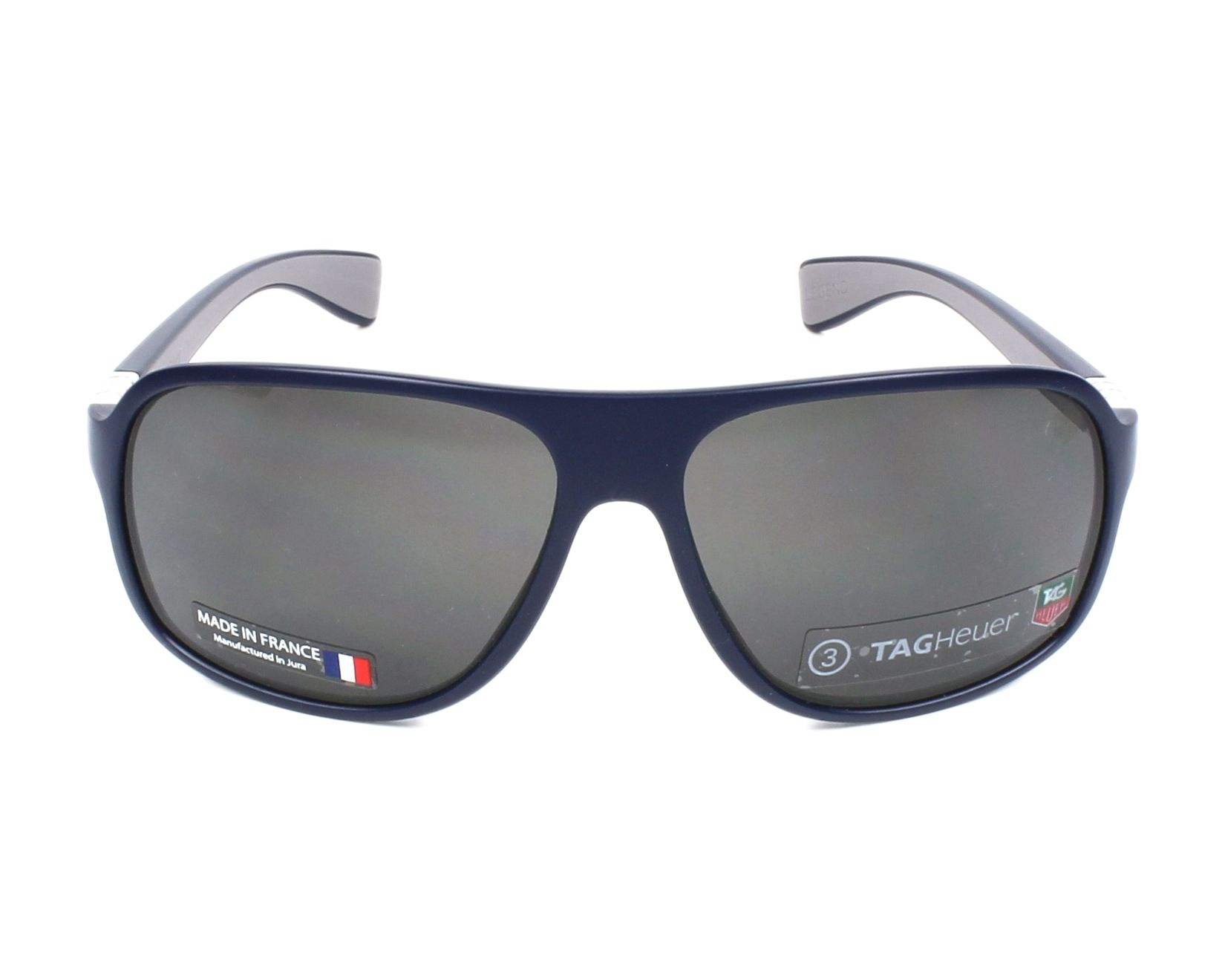 8673176e02 Gafas de sol Tag Heuer TH-9303 104 - Azul vista de frente