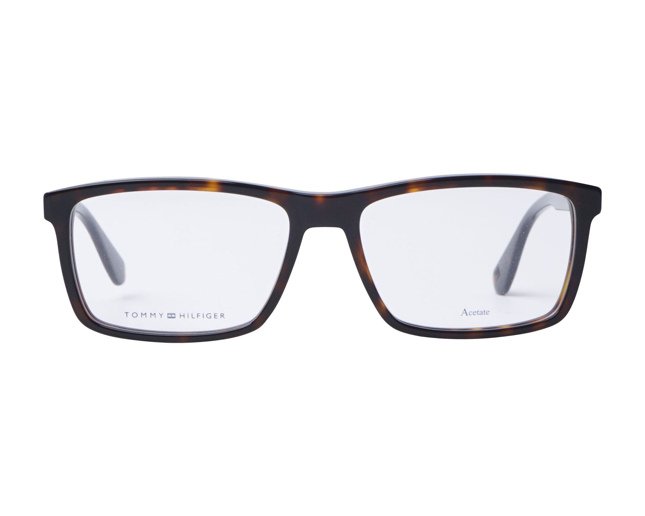 e71ec8af2151a Gafas Graduadas Tommy Hilfiger TH-1549 086 55-16 Havana vista de frente