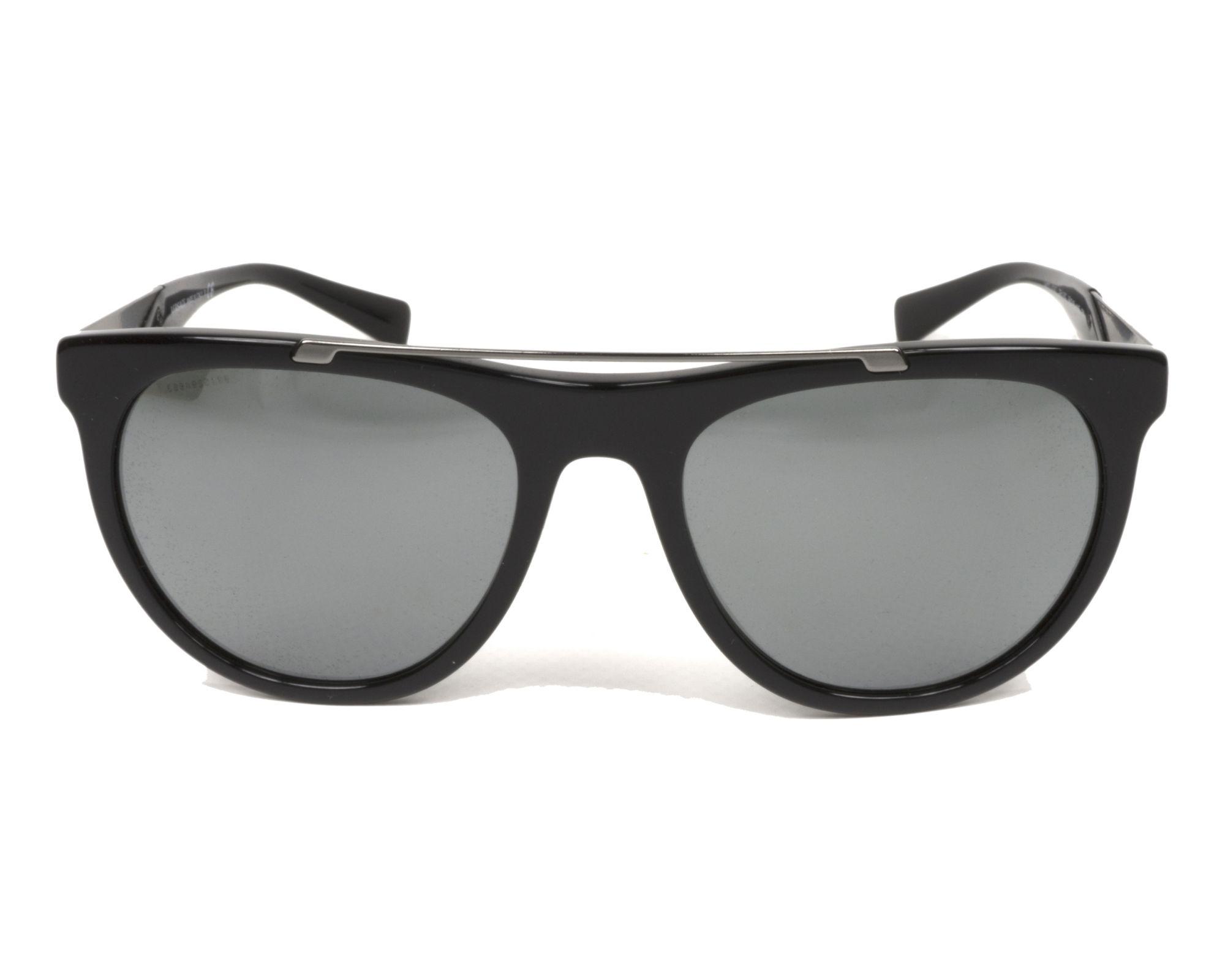 73069fa40f Gafas de sol Versace VE-4347 GB1/6G 56-19 Negra Gun vista