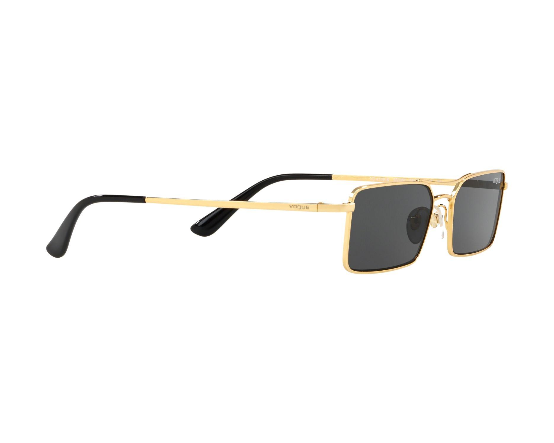f1e566ee0f Gafas de sol Vogue VO-4106-S 280-87 - Oro Vista de
