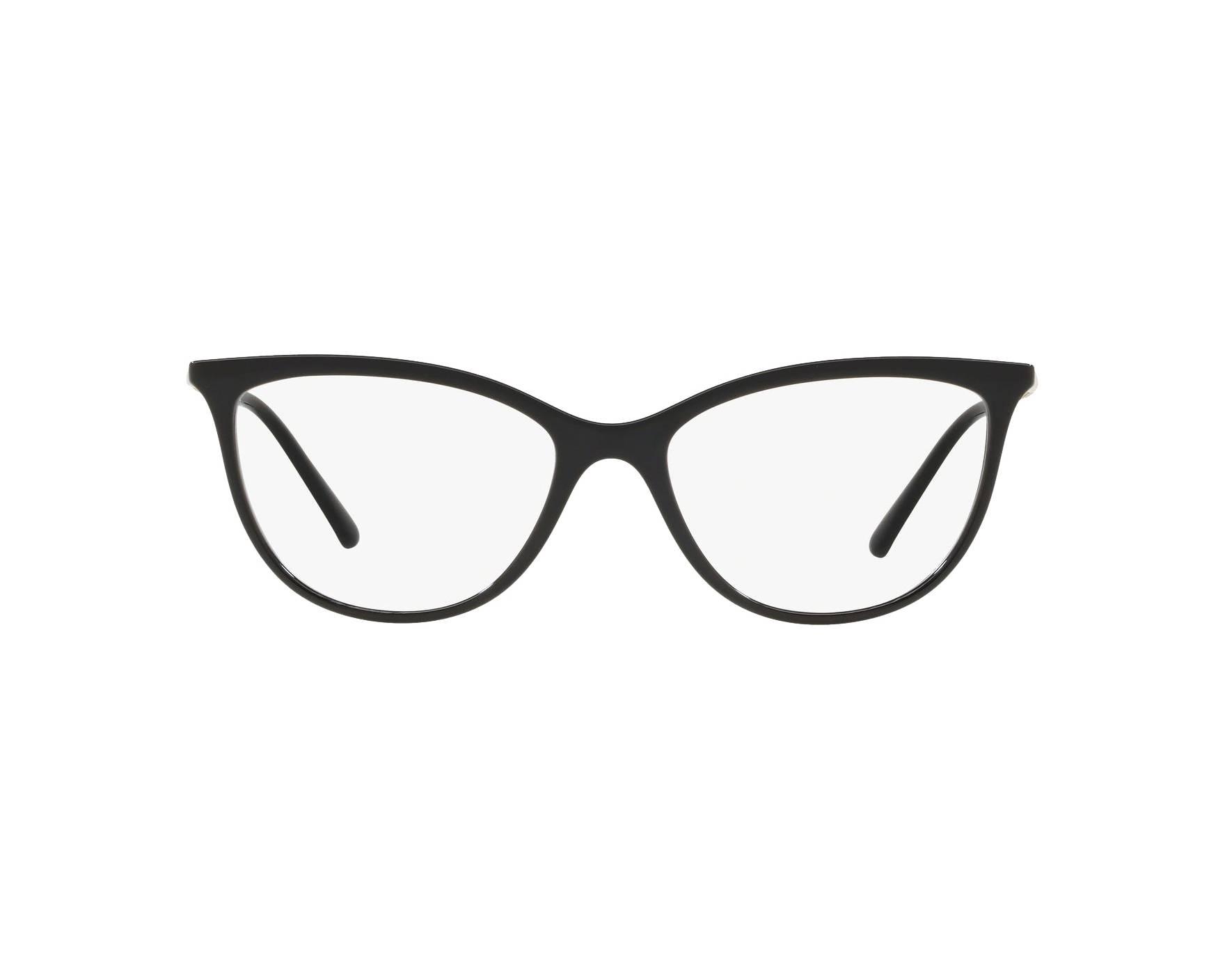5166a1278b Gafas Graduadas Vogue VO-5239 W44 52-16 Negra Oro Vista de 360 grados